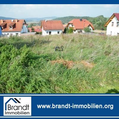 TOP Baugrundstück im Grünen bei Eisenach - provisionsfrei